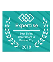 Best Siding Contractor of Kansas City 2018