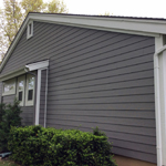 Aged Pewter Siding Leawood KS