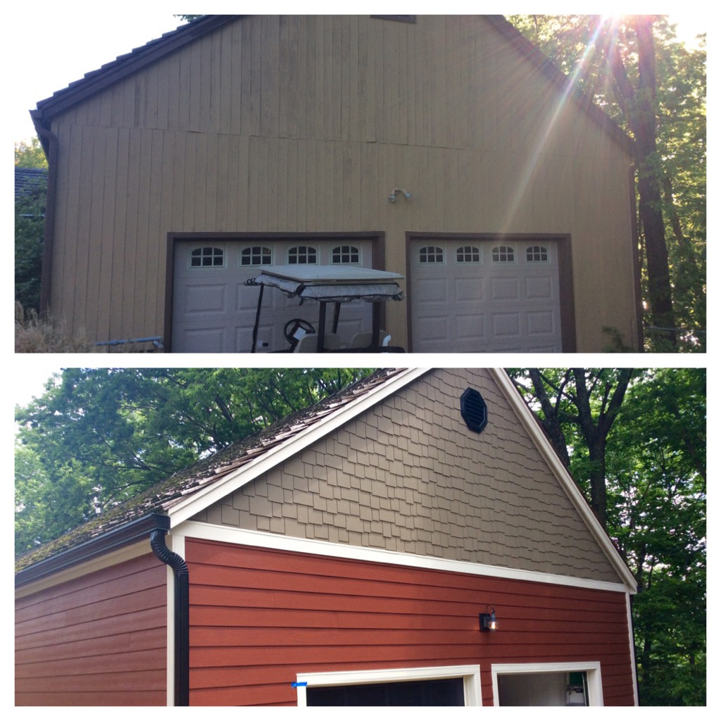 Hardi Plank Siding >> Countrylane Red Projects - James Hardie Siding Installation Kansas City