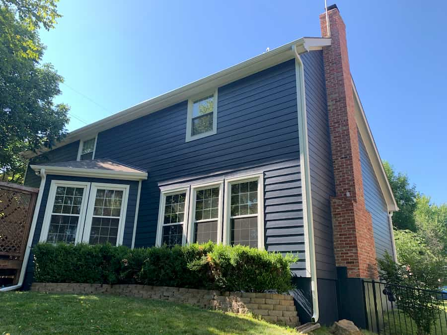 Siding Replacement in Overland Park, KS