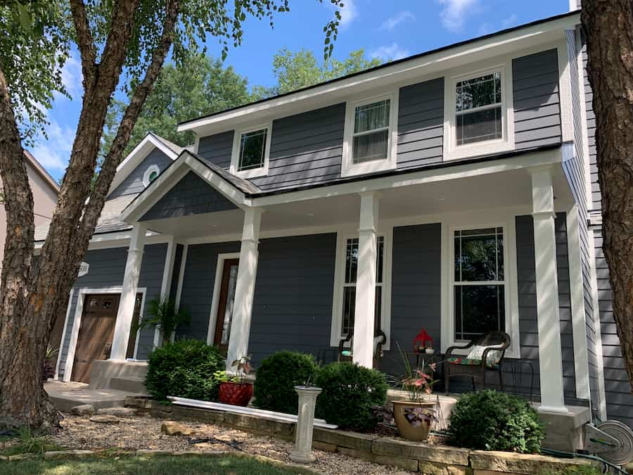 >James Hardie Siding and Windows Replacement in Shawnee, KS