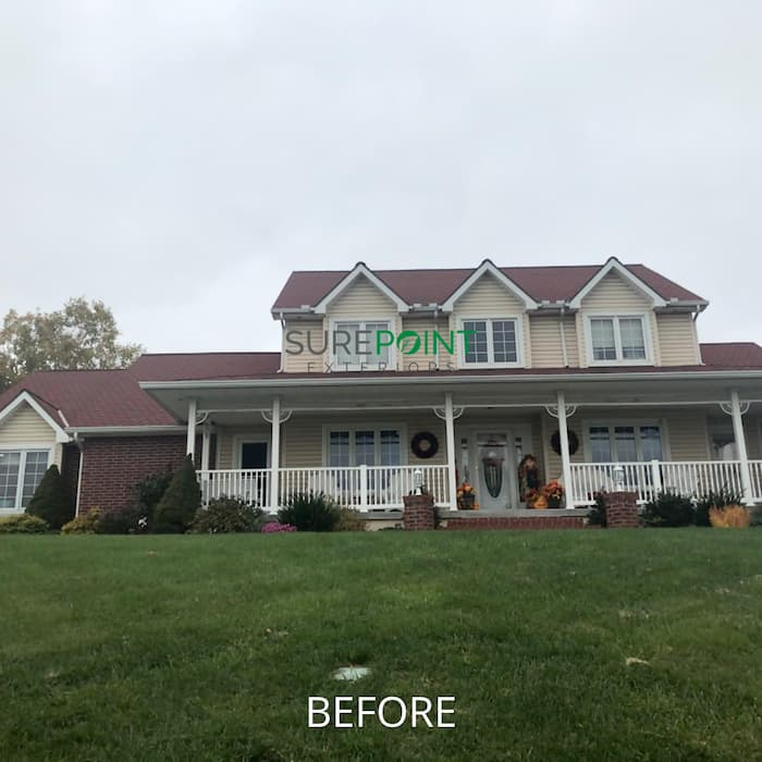 Siding Replacement in Kearney, MO