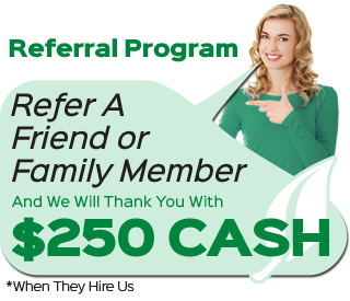 $250 Referral